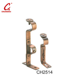 Hardware Furniture Curtain Rod Fitting Barcket pictures & photos