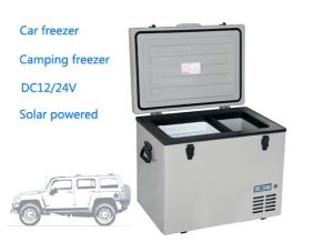 Portable Solar Car Freezer for Travel and Camp pictures & photos