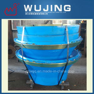 Wujing High Manganese Steel Casting Bowl for Cone Crusher