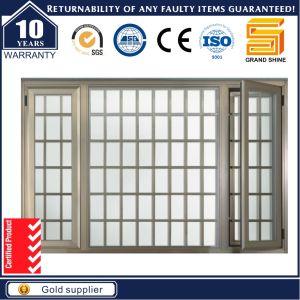 Double Glazing Window Aluminium Casement Windows/Aluminum Window/Window with AS/NZS2208 Certification pictures & photos