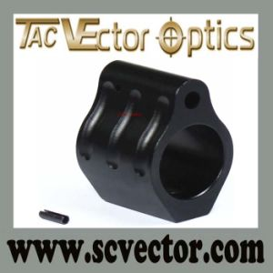 Vector Optics Shock Proof 0.75 Inch Aluminum Micro 0.75′′ Gas Block Mount pictures & photos