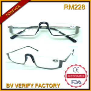 RM228 Rimless Reading Glasses Hotsale Fashion Style pictures & photos
