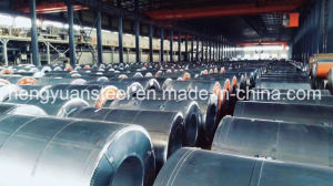0.45*1250mm Z80 Hot DIP Galvanized Steel Coil Gi Slit Coil pictures & photos