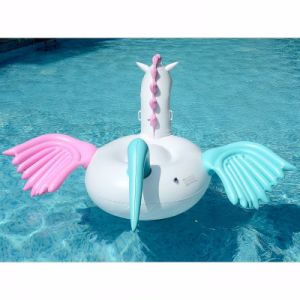 Water Inflatable Swim Water Air Inflatable Pegaus Unicorn Pool Floats pictures & photos