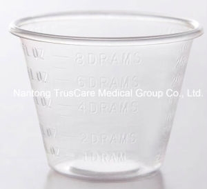 Disposable 30ml Medicine Cup with FDA CE ISO13485 Certificated pictures & photos