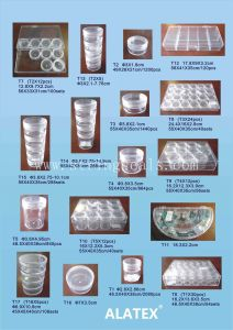 Hot Sell Plastic Packing Box for Beads pictures & photos