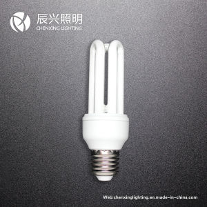 CE Kc ISO9001 3u Energy Saving Bulb