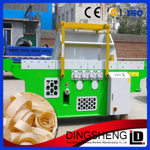 Animal Bed Automatic Hydraulic Wood Shaving Machine pictures & photos