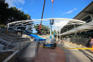 Car-Parking Structure, Steel Structure pictures & photos
