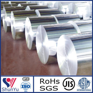 Aluminum/Aluminum Finstock Foil for Making Fans of Air-Conditon