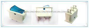 Excon Waterproof Switch Rocker Switch Ss22 Boat Rocker Switch pictures & photos