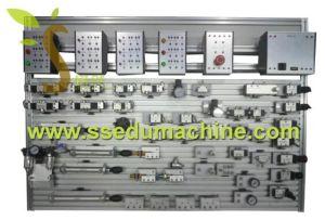 Electro Pneumatic Training Workbench Didactic Equipment Vocational Training Equipment