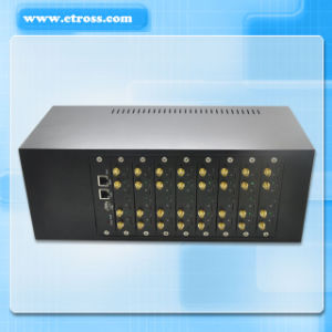 32 Ports GSM Gateway, GoIP Gateway for VoIP Call, Call Termination pictures & photos