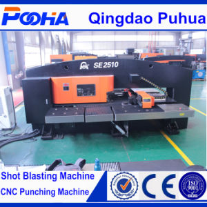 Servo CNC Punching Machine pictures & photos