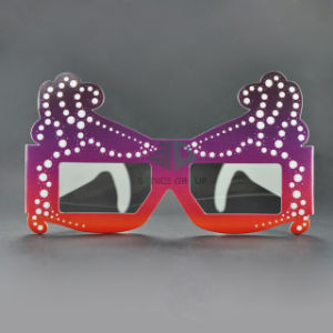 Paper Linear Polarized 3D Glasses (SNLP 020)