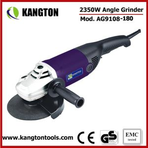 180mm 2350W Powerful Angle Grinder (KTP -AG9108-180) pictures & photos