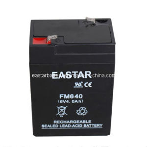 Top Quality SLA Rechargeable Battery pictures & photos