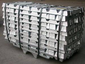 Pure Zinc Ingot 99.995% pictures & photos