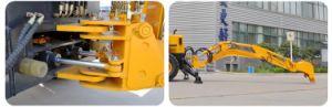 Small Mini Excavator Tractor Backhoe Garden Loader (AZ22-10) pictures & photos