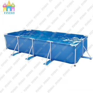 Hot Sale Ce Steel Frame Pool in Stock pictures & photos