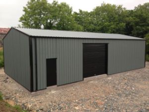 Low Cost Steel Structure Metal Warehouse pictures & photos