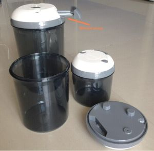 Fresh Vacuum Container (PM-R003)