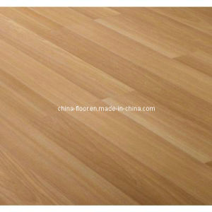 Big Stock Low Price Beech Timber Laminated Wood Flooring pictures & photos