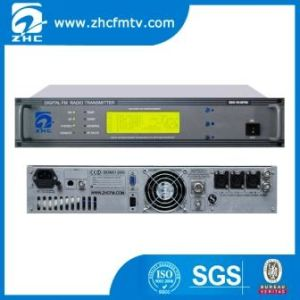 New High Reliability 300W FM Broadcast Transmitter for Radio Station pictures & photos