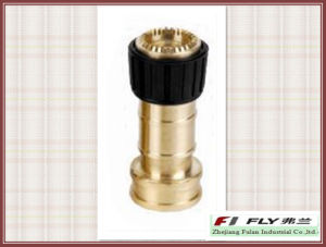 Straight Nozzle With Coupling (FL-QW-086)