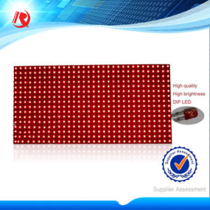 Programmable LED Screen Scrolling Text Display Panel LED Display Module P10 LED Module Red Tube Chip Color LED Module pictures & photos