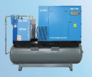 Compact Mounted Compressor with Air Dryer pictures & photos
