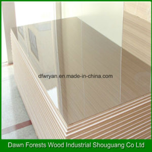 High Glossy Acrylic MDF 18mm for Furniture pictures & photos