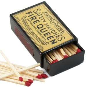 Hot Sale Red Head Safety Matches pictures & photos