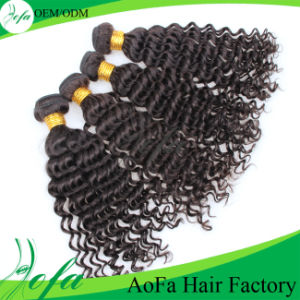 High Quality 100% Brazilian Virgin Human Hair Extension pictures & photos