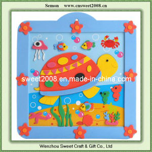 3D Animal Series DIY EVA Hand Sticker---Tortoise pictures & photos