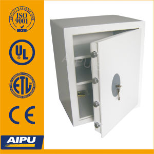 Aipu Fireproof Home & Office Safes with Key Lock (T550-K) pictures & photos