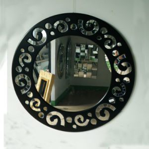 Antique and Model Design Wall Decoration Mirror, Europe Design Wall Mirror Decorative Cheap, Antique Round Wall Mirror (LH-000539) pictures & photos