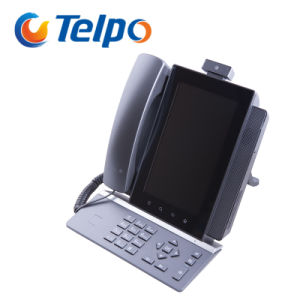 Telpo Power Over Ethernet Call Transfer IP Video Phone