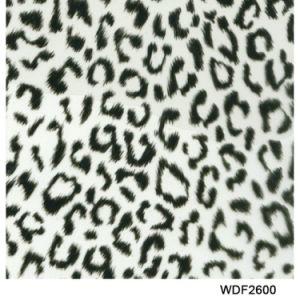 Kingtop 1m Width Animal Skin Design Aqua Print Film Wdf2610 pictures & photos