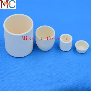 High Hardness Ceramic Heat Alumina Crucible pictures & photos