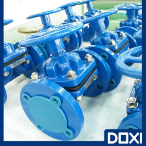 Atex Chemical Teflon Diaphragm Valve pictures & photos