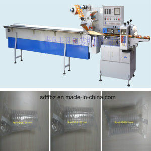 Automatic Single Row Petri Dishes Flow Packing Machine pictures & photos