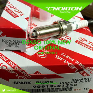 100% Original Blue Iridium Power Spark Plug 90919 01253 for Denso Sc20hr11 pictures & photos