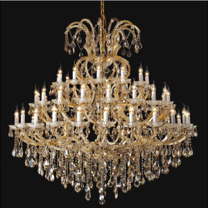 Luxury Project Hotel Crystal Chandelier Lamp (AQ50003-24+12+8+1) pictures & photos