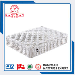 Super Comfortable 5 Star Hoel Pocket Spring Mattress with Vacuum Compress Package pictures & photos