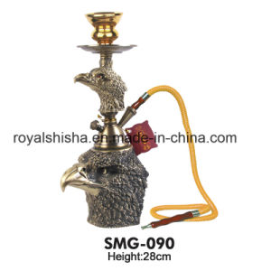 Good Quality Zinc Alloy Hookah Shisha pictures & photos