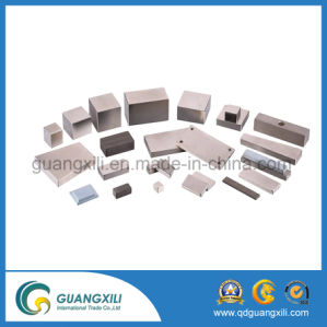 Magnetic Materials Strong NdFeB N35-N55 Neodymium Magnets pictures & photos