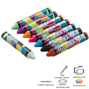 Stylus Pen Crayon Shape Stylus Advertising Pen for Touch Panel Equipment pictures & photos