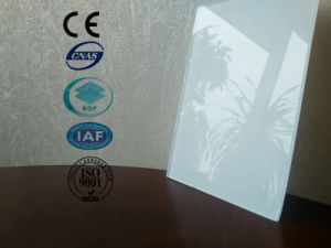 White Painted Glass / Color Painted Glass with Ce, ISO pictures & photos