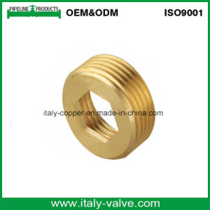 CE Certified Customized Quality Brass Hex Nut (AV-BF-7039) pictures & photos